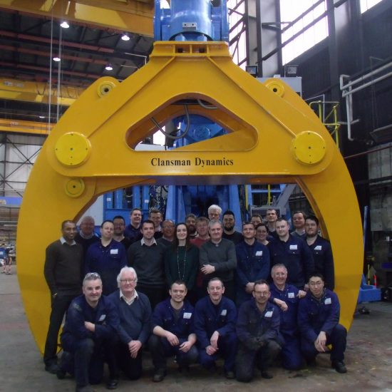 20t Manipulator The world largest !